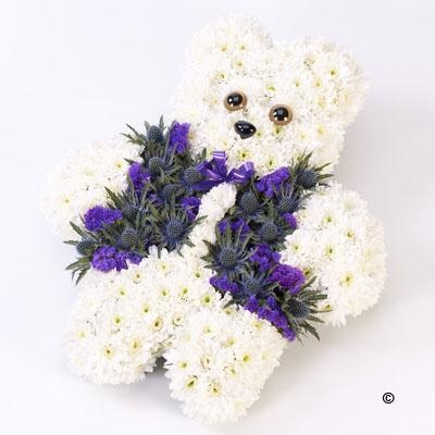 Teddy Bear Tribute   Blue *